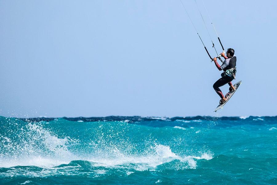 Kitesurf lo Stagnone