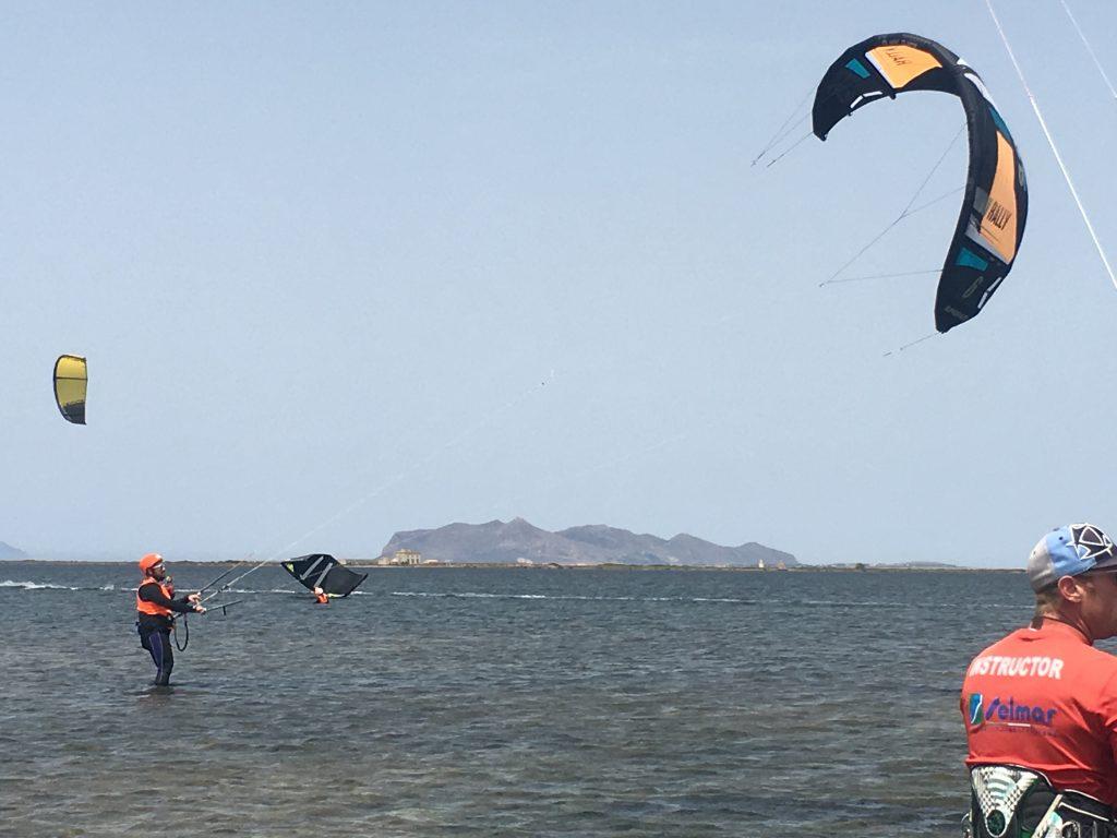 Costo kitesurf Stagnone