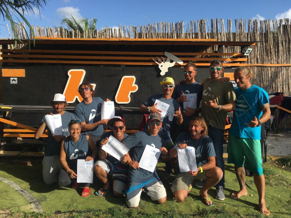 Scuola di kitesurf Sicilia