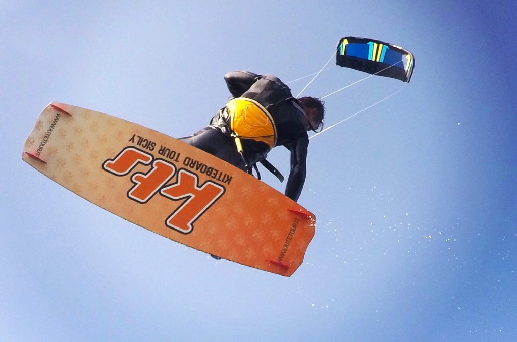 kite stagnone