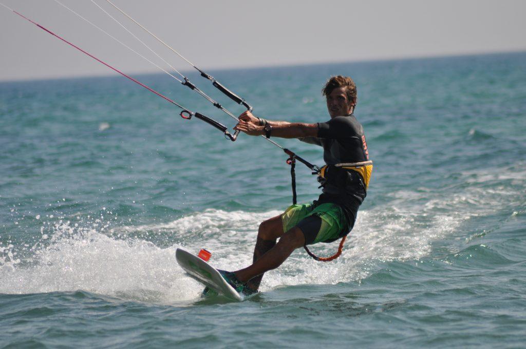Kitesurfing school Marsala Stagnone,scopri dove farlo!