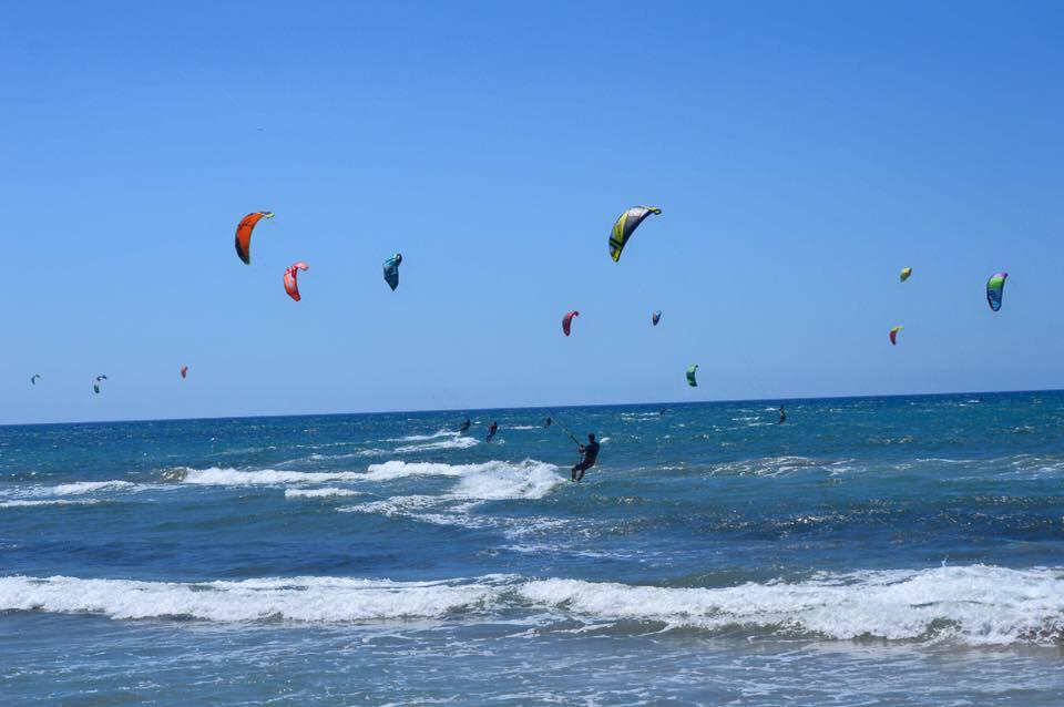 Dove fare kitesurf in Sicilia