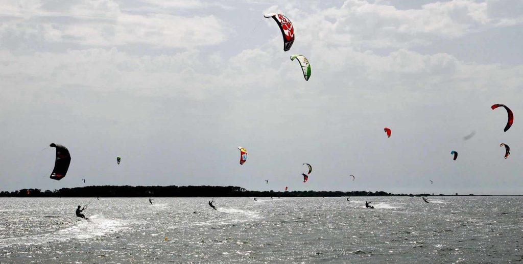 Lezioni private kitesurf Sicilia