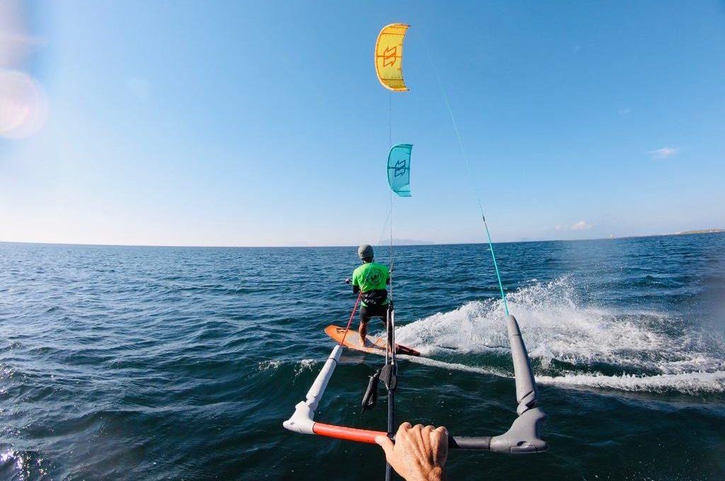 Stagnone Kitesurf Unterricht